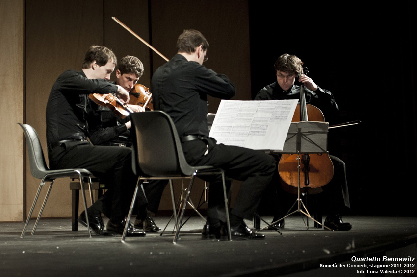 Quartetto Bennewitz