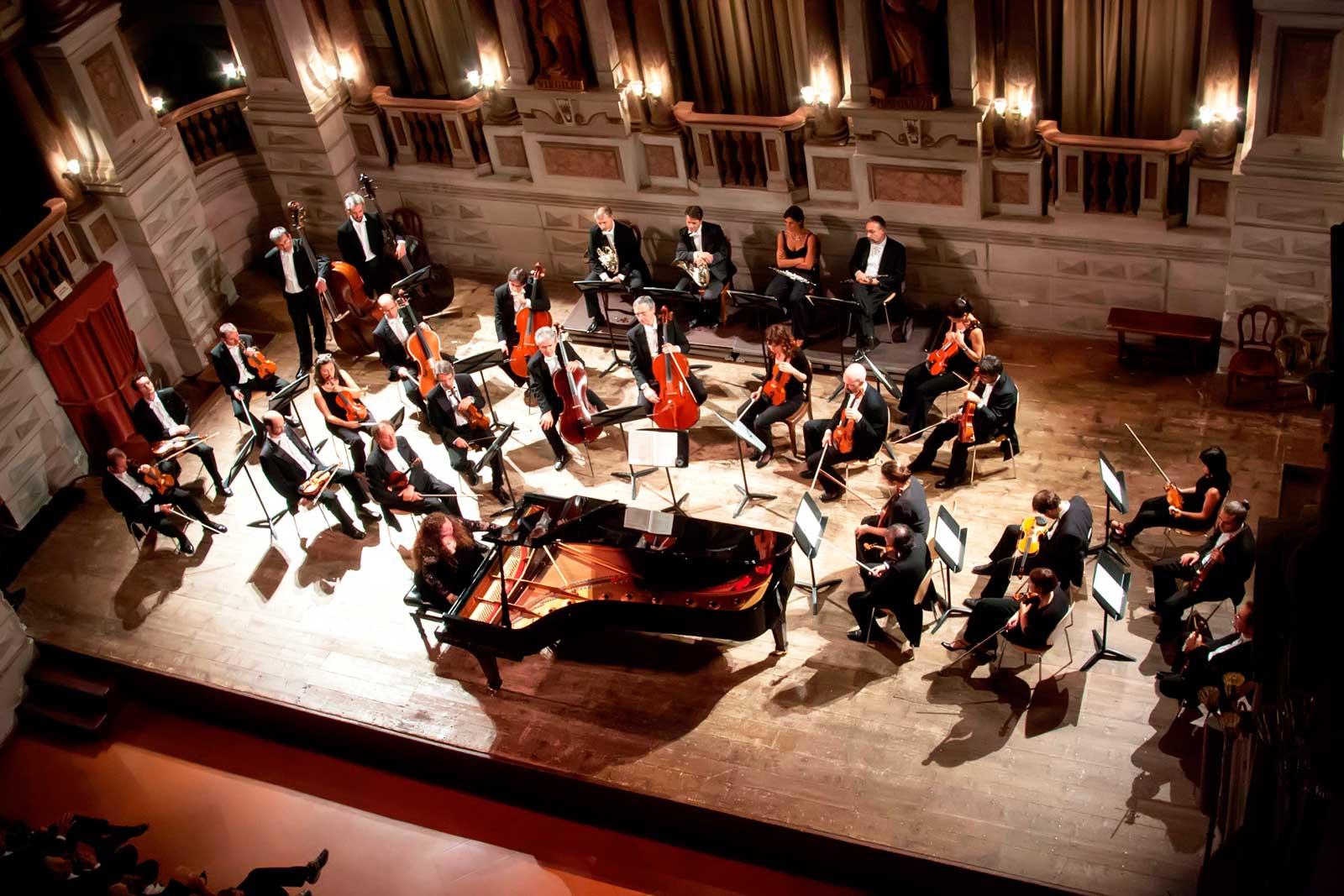 orchestra di Mantova