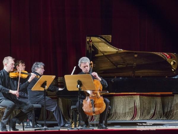 Trio Wanderer, Trieste 16 marzo 2016