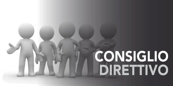 consiglio direttivo 2016-18