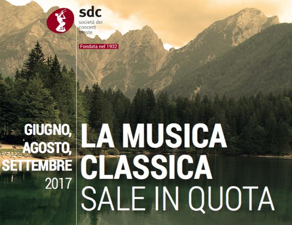 musica nei rifugi con la Società dei Concerti di Trieste