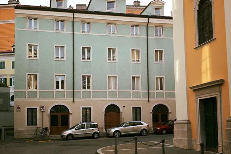 foto sede Società dei Concerti Trieste